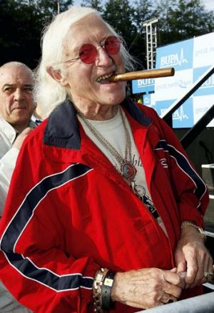 Savile ... 'cesspit' of allegations.