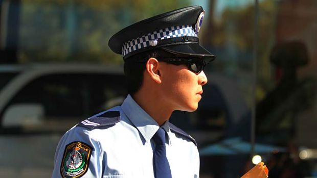 "Believed police did not have ""control"" of the situation ... Senior Constable Eric Lim."