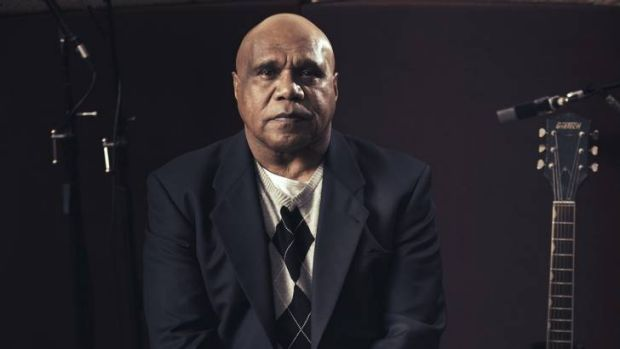 Archie Roach launches new album <i>Into The Bloodstream</i> at AWME.