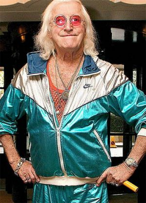 Jimmy Savile … complaints ignored.