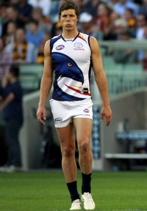 Snubbed the Crows ... Kurt Tippett.