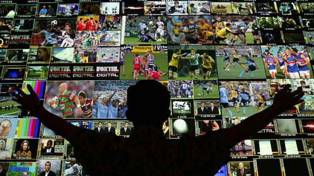 Pay TV may be at the center of a new repositioning of media power in Australia.