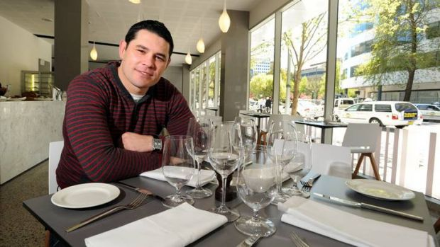 Former ACT Brumby Jeremy Paul will close his restaurant Dieci e Mezzo.