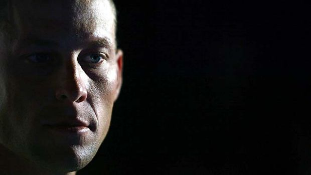 Lowlight ... the reaction of Lance Armstrong to the doping investigation.