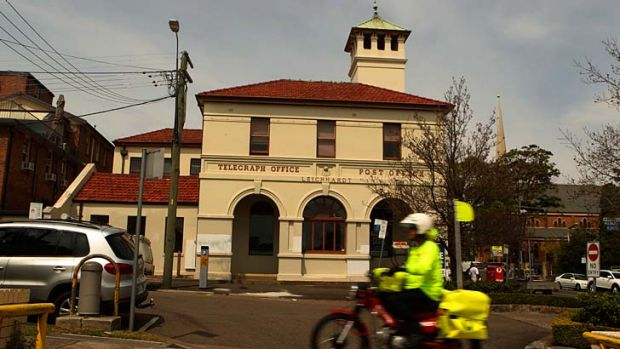 Stamp of approval … Australia Post says the community wanted Leichhardt post office to return to its former premises.