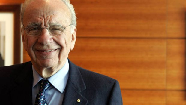 Rupert Murdoch last week made it clear that he had no intention of relenting, declaring on Twitter that 'any ...