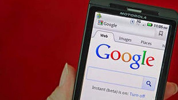 Microsoft has added Google to its patent fight against Motorola in Germany. Photo: Bloomberg