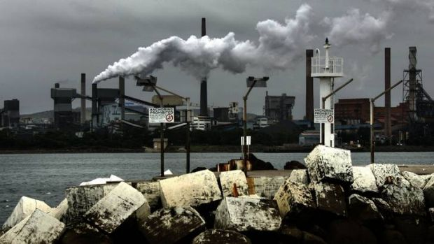 Estimates in question ... the head of the federal Climate Change Department, Blair Comley, gave lukewarm support for ...