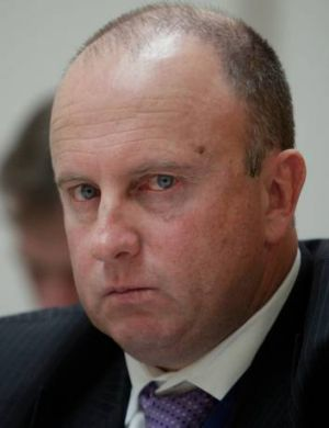 Neil Gaughan, National Manager of High Tech Crime Operations with the AFP.