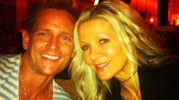 Damian Whitewood has spoken out after Danielle Spencer split from Russell Crowe.