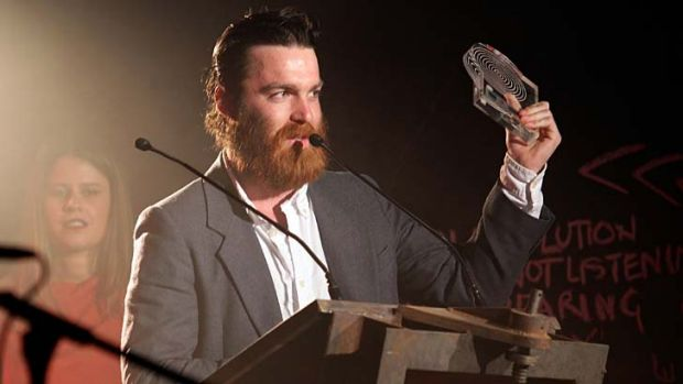 Chet Faker wins best independent single/EP for <i>Thinking In Textures</i>, and is also named breakthrough independent ...