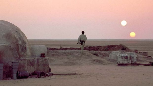 A new dawn? ... Disney hope for profits from <i>Star Wars: A New Hope</i>.