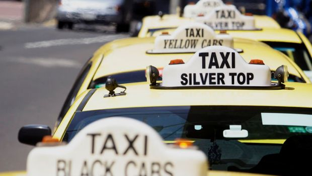 The plan for private security for taxi drivers has been condemned.