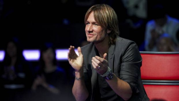 Keith Urban: Happy to have snagged $3 million to appear on <i>American Idol</i>.