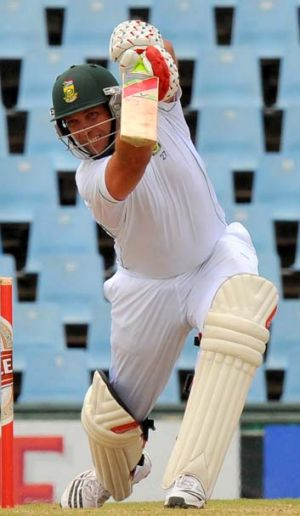 All-rounder ... South Africa's Jacques Kallis.