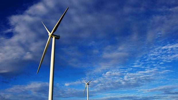 A proposal for a 63-turbine wind farm at Collector has been sent to the Planning Assessment Commission.