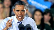 Obama critises binder comments (Video Thumbnail)