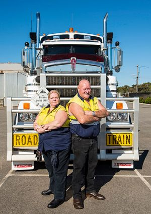 <i>Outback Truckers</i> sets a record for visual and verbal cliches.