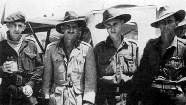 Private Nelson Short, Warrant Officer William Sticpewich and Private Keith Botterill were survivors.