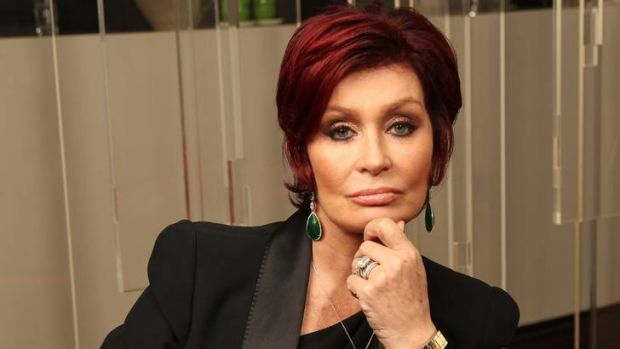 Never say never ... Sharon Osbourne.