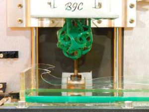 From start to finish … the low-cost 3D printers can use plastic or liquid plastic resins to create shapes. ...