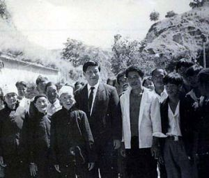 During the Cultural Revolution, Xi Jingping was exiled to dirt-poor Liangjiahe. In 1993 he returned to meet residents of ...