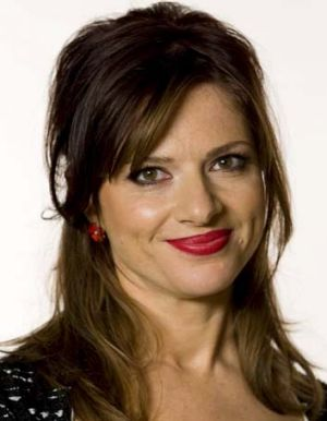 """It's as if it's not possible to be pretty and funny at the same time"" ... Julia Zemiro."