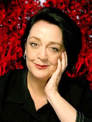 """There are plenty of women around performing at the top of their game and drawing audiences"" ... Wendy Harmer."
