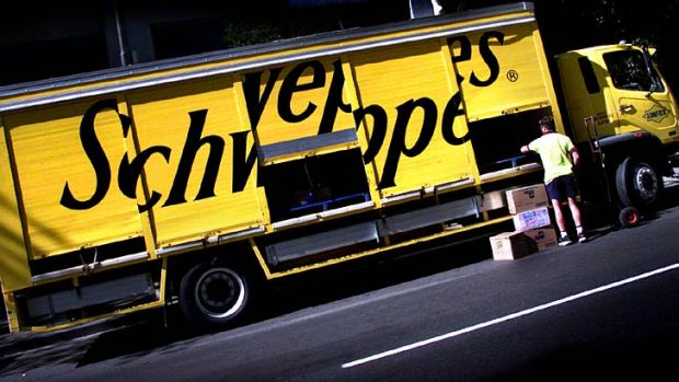 """Accused of profiteering from """"cash for cans"""" schemes ... Schweppes."""