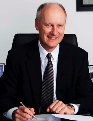 Richard Goyder (above) and Paul Bassat (below) have replaced Graeme John and Bob Hammond on the commission.