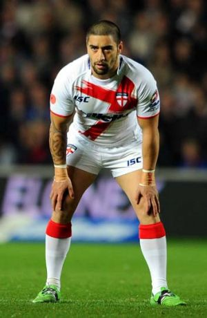 Rangi Chase ... his move to the NRL has hit a snag.