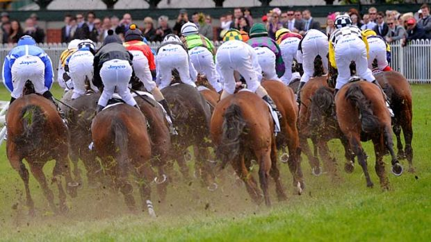 The Caulfield Cup is the richest, and probably the toughest 2400 metre handicap in the world.