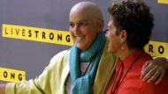 Celebrities, survivors at Livestrong event (Video Thumbnail)