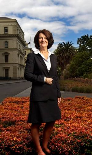 Victorian government minister Louise Asher celebrates 20 years in state politics this week.