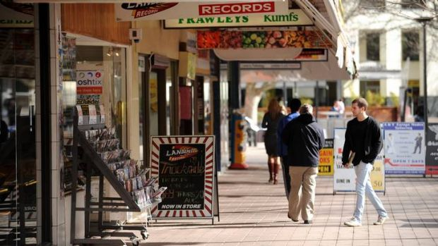 The ACT economy is believed to be strong enough to withstand another round of federal government cuts.