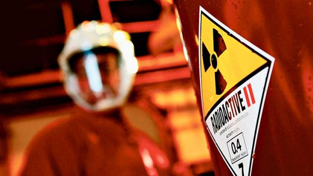 The Newman Government could be set to lift its ban on uranium mining in Queensland.