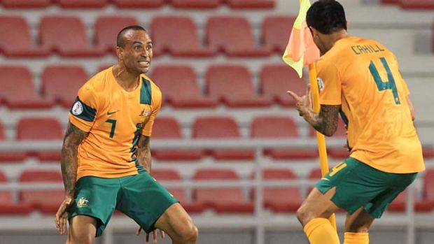 Should veterans Archie Thompson and Tim Cahill, recent saviours of the national team, play friendlies?