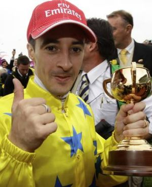 Frenchman Christophe Lemaire, winner of group 1 races in six countries including the 2011 Melbourne Cup.