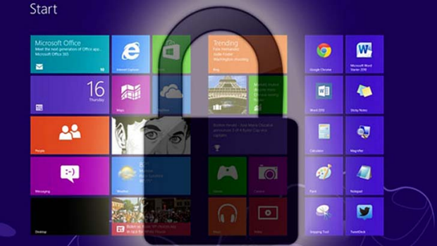 Windows 8 ... changing the security game.
