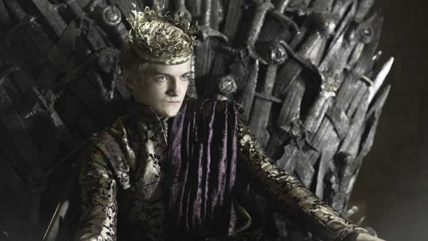 "The power lies in ""cultural buzz"" ... King Joffrey in <i>Game of Thrones</i>"