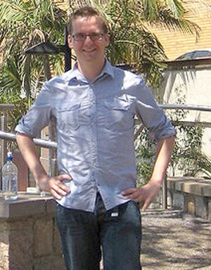 British man Sean Barrett was killed in the collision.