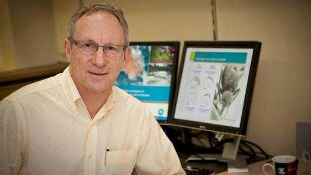 CSIRO Professor Peter Walker is concerned with the global biosecurity threat mosquito-borne viruses, such as dengue, ...