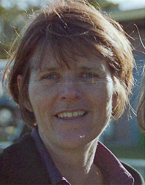 Janene Devine, an MS sufferer who was found dead in her Perth home.