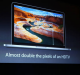 Apple's Phil Schiller announces the new 13-inch Macbook Pro with a Retina Display.