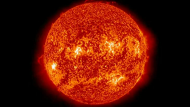 NASA captures solar flare  (Video Thumbnail)