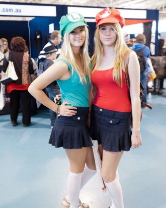 Some of the best cosplay from past Supanova events.