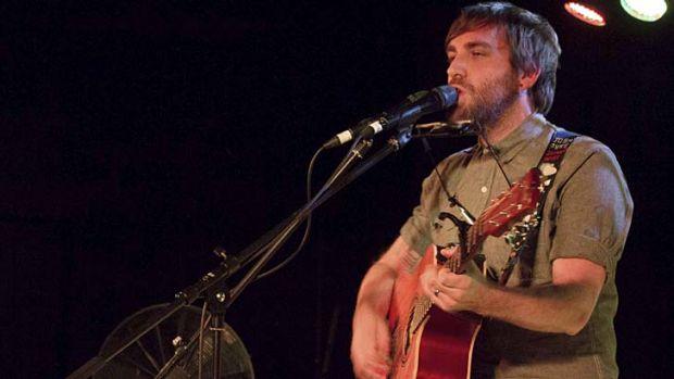 Getting in the spirit of Music: Count Us In ... Josh Pyke.