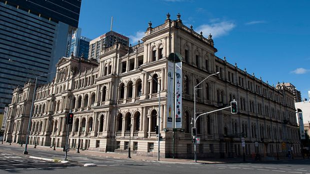 The Treasury Casino building could be converted to a boutique hotel.