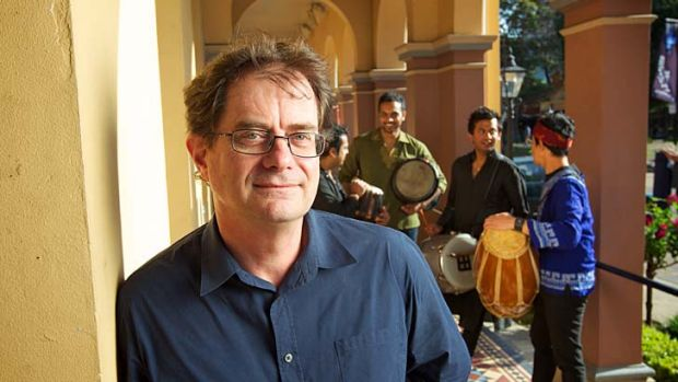 ''It was conceived as a professional contemporary arts festival'' ... Parramasala's festival director, Philip Rolfe.