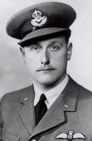 Flight Lieutenant William Louis Buchanan Walker, AE